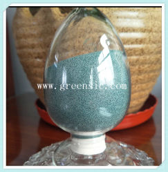 Macro Grit Green Silicon Carbide F54 Used as Polishing Compounds