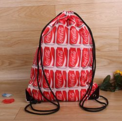 Ginzeal Most Popular Colors Sports Cheap Polyester Drawstring Bag
