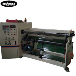 Automatic Roll Transfer Paper Slitting and Rewinding Machine