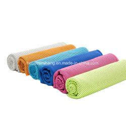 UV Protection Sports Sweat Cooling Towel Magic Microfiber Ice Towel