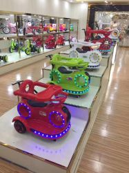 Remote Control Baby Electric Cars Swith Swing