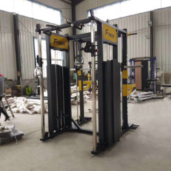 Hot Selling Fitness Sports Equipment Gym Use Multi Training Rack