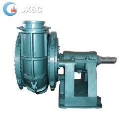 Large Flow Rate Centrifugal Slurry Pump Electric Gravel Sand Suction Pump
