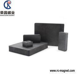 Customized Permanent Magnetic Ferrite Magnet in All Grades