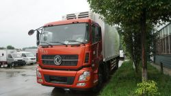 8*4 Foton Auman 12 Wheels 30ton Refrigerator Truck for Saleh Refrigerator Truck for Sale