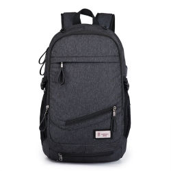 Sports Ball Backpack Laptop Backapck with USB