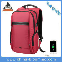 External USB Charge Computer Anti-Theft Waterproof Business Conference  Laptop Backpack 0bd0f79b03d68