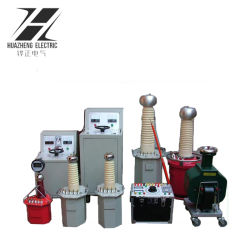 Wholesale Price AC Hipot Tester / Hv Dielectric Testing Transformer