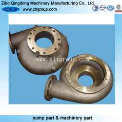 Slurry Pump High Chrome Pump Casing for Mining Industry