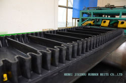 EP Series Corrugated Sidewall Conveyor Belt