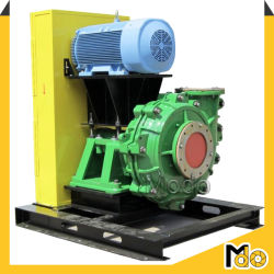Electric Motor Mud Suction Centrifugal Slurry Pump