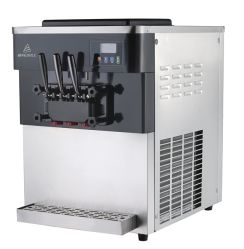 Hot China Products Wholesale Factory Price 2+1mixed Flavours Ice Cream Making Machine (BQL825T)