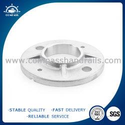 Stainless Steel Post Base Balustrade Base Plate Round Tube Base