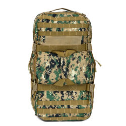 Army Tactical Hiking and Hunting Backpacks Black Travel Bags