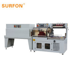 Automatic Side Sealing Shrinking Wrapping Packing Machine