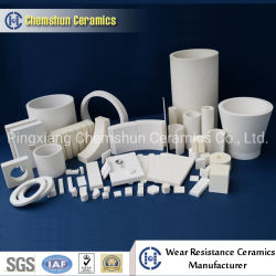 Wear Abrasion Resistant Alumina Ceramic Lined Elbow Steel Pipeline