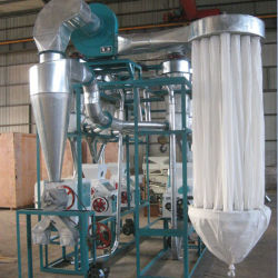 Supplier Manufacturer Wheat Maize Corn Flour Mill Food Milling Machinery (10t)