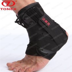 Nylon Football Sports Safety Ankle Support Crashproof Ankle Support for Running, Jogging, Lifting