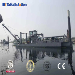 Taike Solution Cutter Suction Dredger for Dredging and Land Reclamation