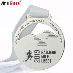Factory Price High Quality Custom Champions Marathon Metal Sport Blank Gold Medal