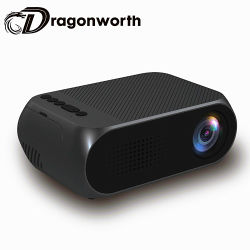 2149bfeee23de1 Pocket Video Black Slim Personal Home Outdoor LCD LED Yg320 Portable Pocket  Handheld Micro Mini Projector