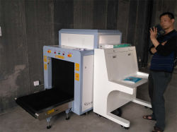 X-ray Security Machine (tunnel Size: 80*65cm) X Ray Scanning Luggage Equipment