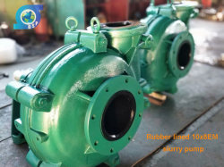 Industrial Heavy Duty 300 Zj Lubrication Oil Slurry Pump
