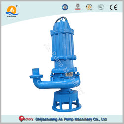 Heavy Duty Mineral Processing Tailing Sump Discharge Centrifugal Submersible Pump