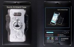 Sports Equipment Detachable Running Armband Phone Case for iPhone 7/8/X