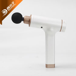 2020 Newfavorite Massage Gun Deep Muscle Relaxation After Exercise 16.8V Portable Sports