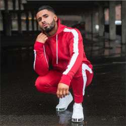 d0479d3978b High Quality No Brand Name Custom Made Blank Wholesale Sweat Suits Mens