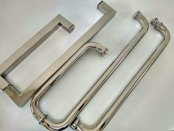 Good Quality Glass Door Tube Handle with Competitive Price