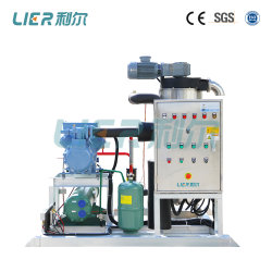 15t/Day Slurry Ice Maker for Fishery, Seafood Trawlers
