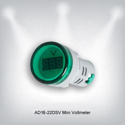 Mini LED Voltage Indicator (Φ 22mm)