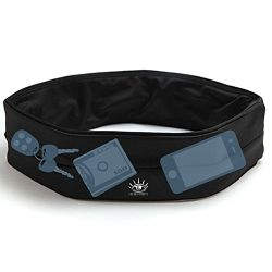 Outdoor Pouch Sweatproof Reflective Waist Pack Sports Running Bag