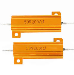 Rx24 Aluminum Housed Power Wirewound Resistors