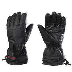 Ski heated gloves Motorcycle bicycle heated gloves outdoor sports electric heated gloves