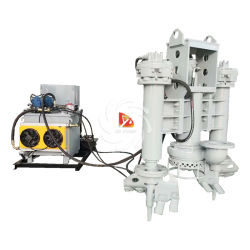 Centrifugal Vertical Submersible Sand Slurry Pump