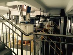 PVC High Speed Mixer Machine From Chiyu Automation Equipment