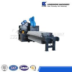 Lzzg Patent Filter Press Sewage Treatment System
