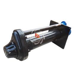 Semi Submerged Corrosive Sewage Water Vertical Sump Slurry Pump