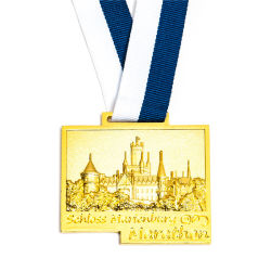 10% off Wholesale of Marathon Running Medal Coin Craft Customised
