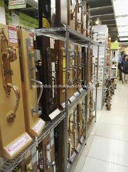 NSF Chrome Metal Wire Supermarket Grocery Display Shelf Rack Factory