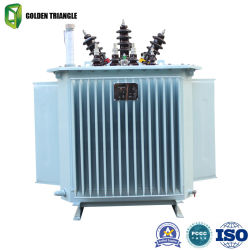 High Efficiency Three-Phase Oil-Immersed Distributing Transformer
