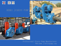 Heavy Duty Slurry Pump for Coal Mine Golden Mine Copper Mine Iron Mine