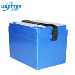 Portable Lithium Ion Battery Pack for Electric Motorcycle