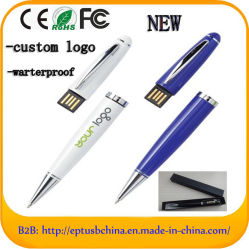 Business Gift USB Pendrive USB Ballpoint Pen (EP014)