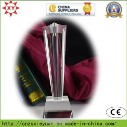 High Quality Crystal Medal Can Custom Logo