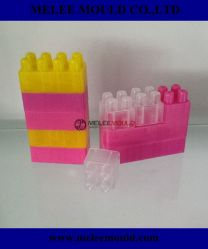 Plastic Educational Toy Lego Blocks Mould