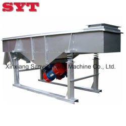 Linear Vibrating Screen Sieving Machine